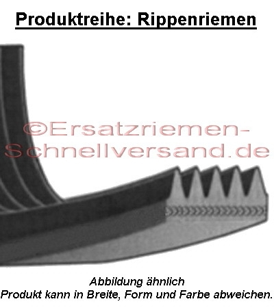Antriebsriemen für Crosstrainer Perfectum Elliptical Apollo XT 1 / XT1